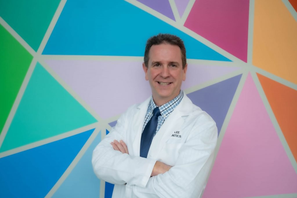 McDonough orthodontist, Dr. David Lee