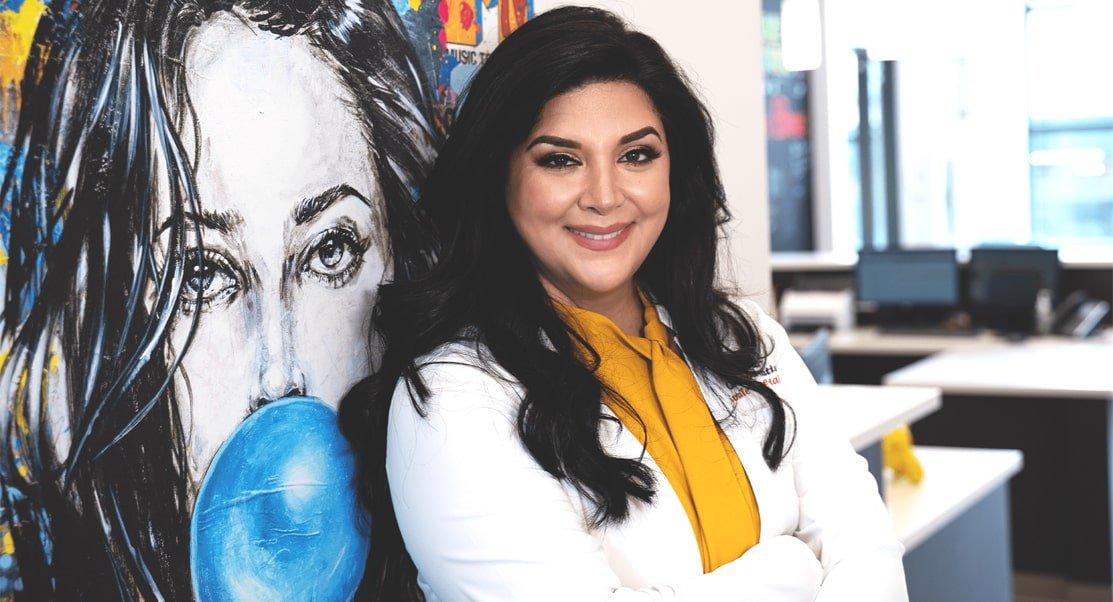 Dr. Farah Kar, East Cobb orthodontist in Braces Braces office.